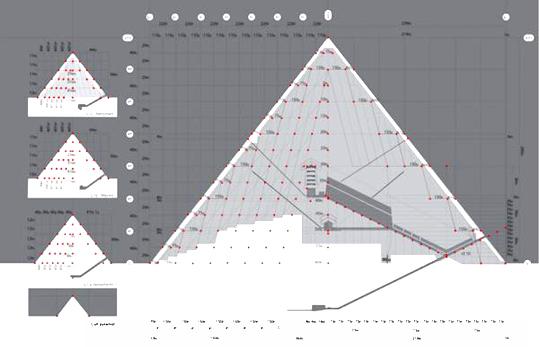 Enrico baccarini enigma piramidi egizie un for Costruzione di disegni online
