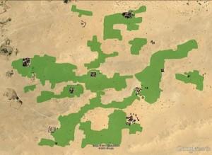 esempio-della-densa-distribuzione-dei-villaggi-fortificati-e-delle-oasi-coltivate