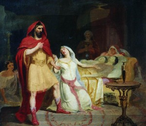 The Return of Ulysses to his home, Fyodor Bronnikov