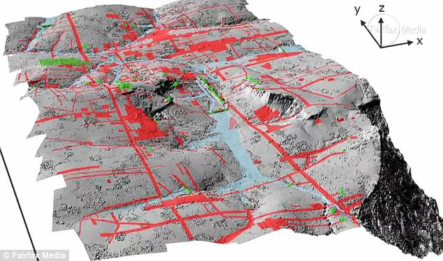 La città scomparsa di Mahendraparvata è stata ritrovata grazie alla tecnologia LIDAR, negli ultimi anni divenuta unos trumento fondamentale nella riscoperta di antichi insediamenti umani.