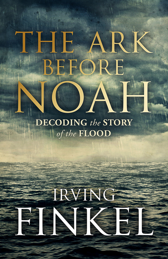 the-ark-before-noah