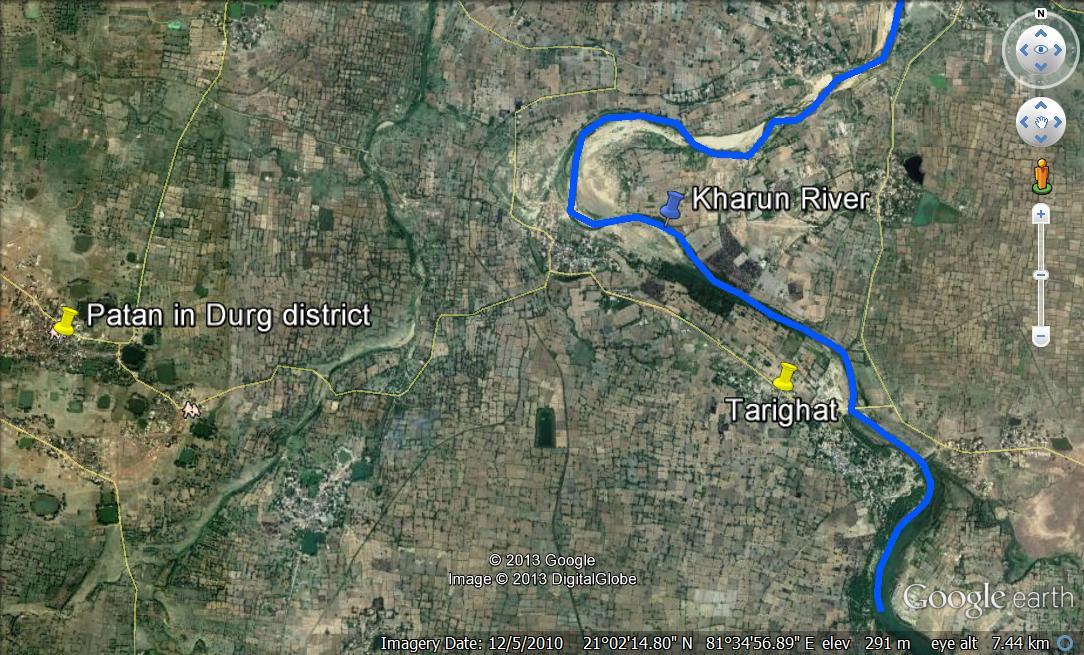 Tarighat location