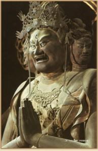 Asura (Ashura) Sanjusangendo, 12° Secolo, Giappone