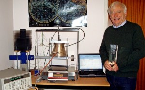 Shawyer, l'inventore dell'EmDrive.