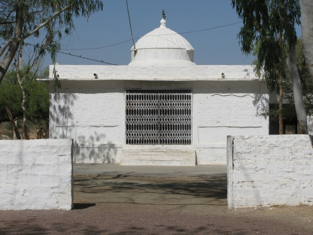 Khejarli_Massacre_Temple