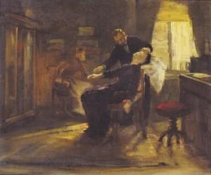 Albert_von_Keller_-_Hypnose_bei_Schrenck-Notzing_-_ca1885